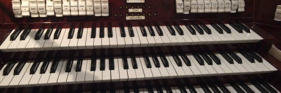 30 minut z muzyką organową. J.Bach